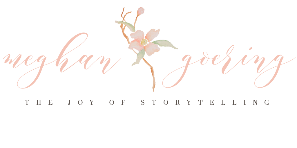 Logo for Meghan Goering Photography