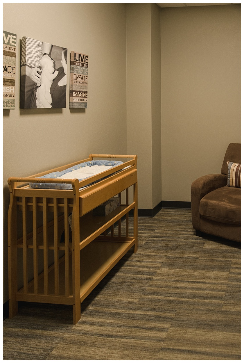 mother's room at cedar falls chiropractor wayson family chiropractic